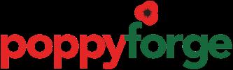 Poppyforge logo